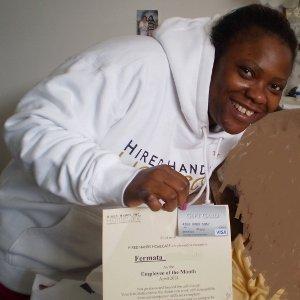 Congrats Fermata! Marin Home Care Caregiver of the Month April 2014