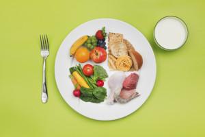 Senior Home Healthy Eating