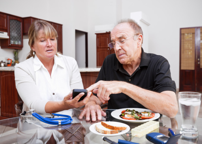 In-Home Care Proves Invaluable For California Seniors with Diabetes