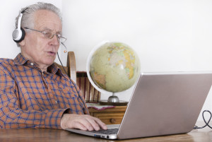 technology for vision loss