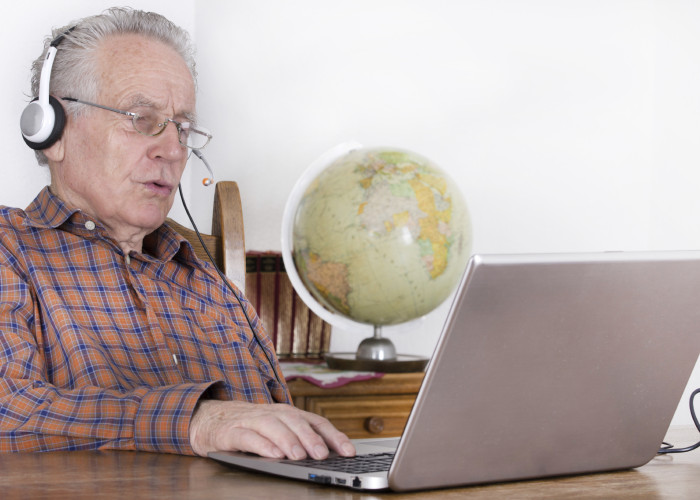 Technology Help for Vision Loss