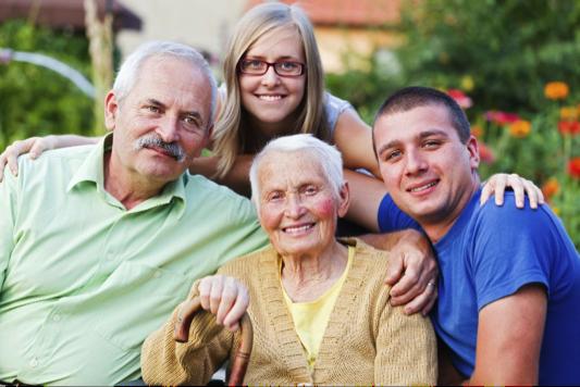 The Tremendous Effects of Senior Socialization
