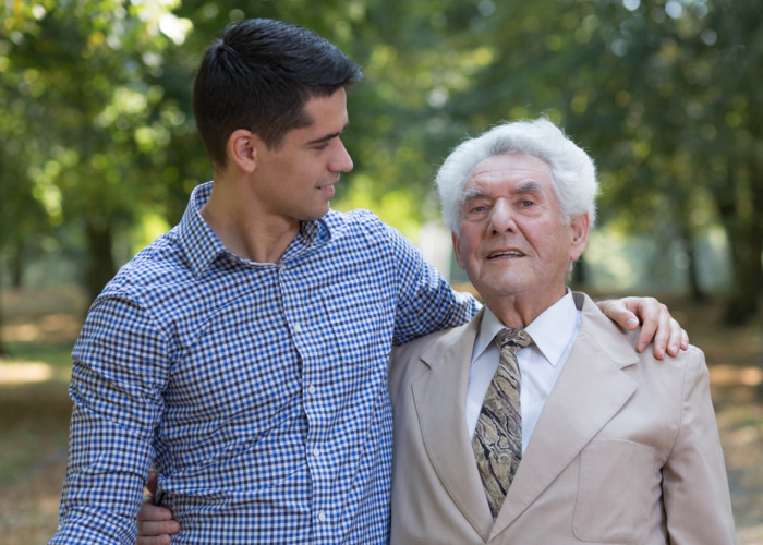 """Helping Your Aging Parents Keep a """"Can Do"""" Spirit Means Not Doing It All"""