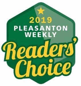 2019 Pleasanton Weekly Readers' Choice